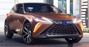 ACTUALITÉ AUTO : La direction de Lexus pousse pour la production du LF-1 Limitless