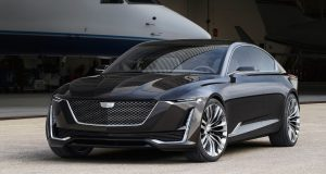 ACTUALITÉ AUTO : La Cadillac Escala Concept va en production