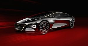 ACTUALITÉ AUTO : Lagonda Vision Concept 2018, finalement une relance