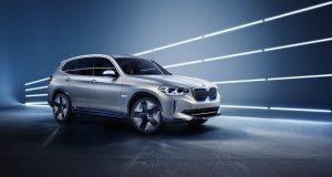 BEIJING : BMW iX3 Concept 2018, l'électrification se poursuit en utilitaire