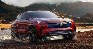BEIJING: Buick Enspire Concept 2018 à l'AutoChina de Beijing