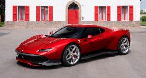 Ferrari SP38 : une voiture unique pour un propriétaire unique