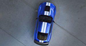 Ford publie une nouvelle photo de la Ford Mustang Shelby GT500 2020