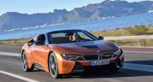 Essai Routier: BMW i8 Roadster