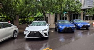 Techno : Lexus Safety System +2.0