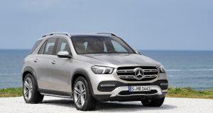 Voici le Mercedes-Benz GLE 2020