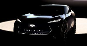 Infiniti dévoilera un véhicule électrique à Détroit