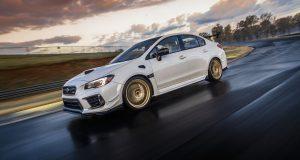 Subaru WRX STi S209 2020 : une édition limitée et plus puissante