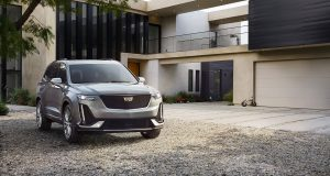 Cadillac présente le nouveau XT6 2020, un VUS à trois rangées