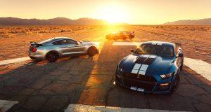 Ford Mustang Shelby GT500 2020: accélérations et freinages très impressionnants
