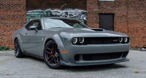 Essai routier Dodge Challenger SRT Hellcat Widebody 2018