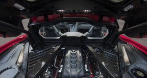 La Chevrolet Corvette C8 2020 est plus rapide que prévu