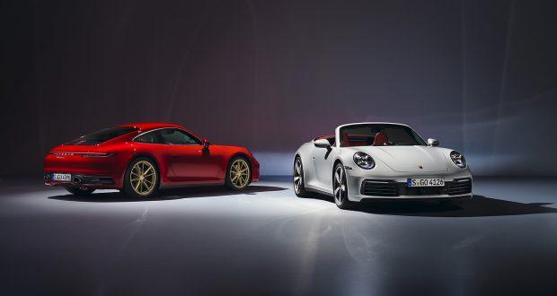 Voici la Porsche 911 Carrera 2020