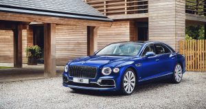 Bentley dévoile la Flying Spur First Edition 2020