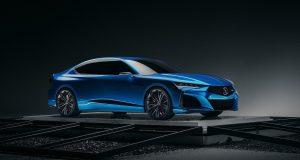Voici le concept Type S d'Acura