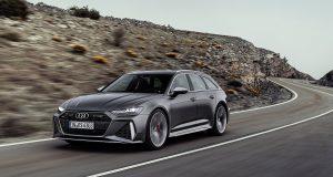 L'Audi RS 6 Avant 2020 s'en vient… chez nous!