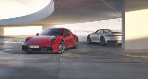 Les nouveaux modèles Porsche 911 Carrera 4 2020: votre 911 AWD de base