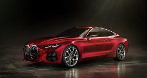BMW : le Concept 4 dévoilé à Francfort
