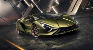 La Lamborghini Sián sera présentée à Francfort