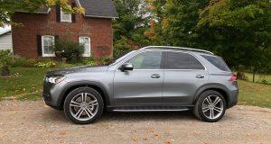 Premier Essai Routier Mercedes-Benz GLE 2020
