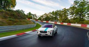 Le Nürburgring ajoute le Jaguar I-Pace à sa flotte de « taxis »