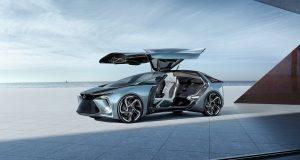 Le concept LF-30 signale l'entrée (éventuelle) de Lexus dans le monde des VÉ