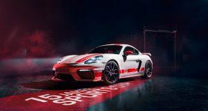 Porsche 718 Cayman GT4 Sports Cup : 15 ans, ça se fête!