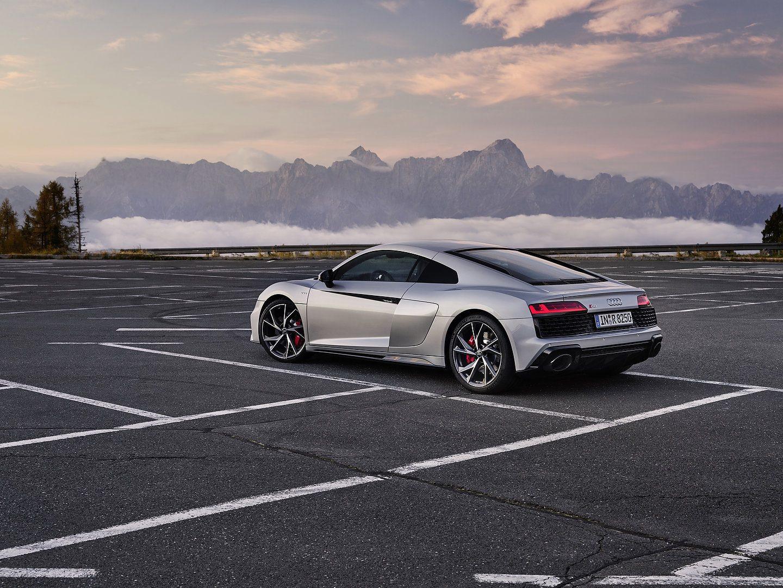 Audi R8 V10 RWD Coupe