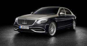 La Classe S 2021 de Mercedes-Benz gardera son V12