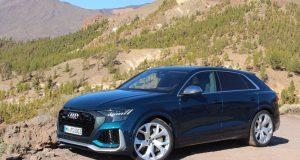 Audi RS Q8 2021 : performances et bon goût