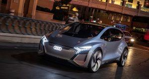 Premier essai routier de la Audi AI:ME : la prochaine phase de l'évolution au CES
