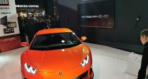 La Lamborghini Huracán EVO intégrera Amazon Alexa