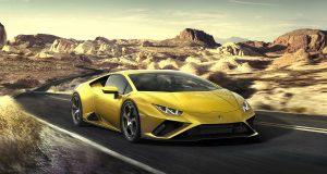 La Lamborghini Huracán EVO RWD dévoilée