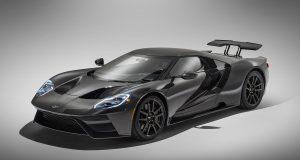 De la fibre de carbone pour la Ford GT 2020