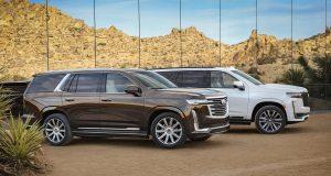 Le prix du Cadillac Escalade 2021 dévoilé