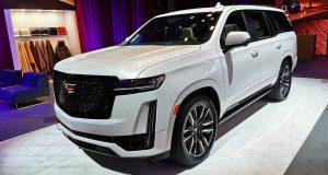 Cadillac Escalade 2021 a un écran de 38 pouces et un moteur diesel