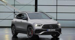 Le nouveau Mercedes-AMG GLA 45 4MATIC+ voit le jour