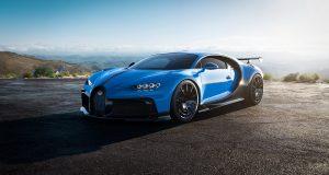 Bugatti Chiron Pur Sport : la Bugatti du conducteur