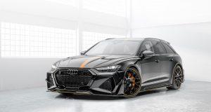 Audi RS6 Avant Mansory 2021 : non, une familiale n'est jamais « trop » rapide