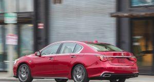 L'Acura RLX nous quitte après 2020