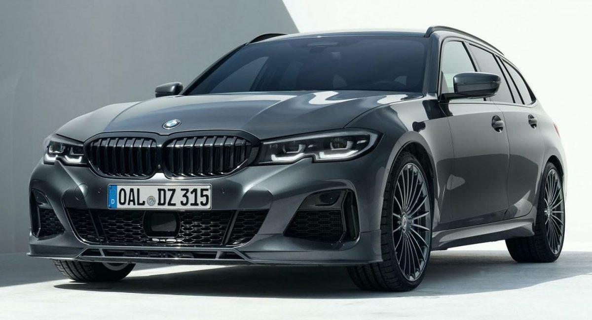 Une variante diesel s'ajoute à la gamme B3 2021 d'Alpina ...