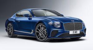 Une dose de fibre de carbone en option pour la Bentley Continental GT