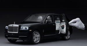 Une nouvelle (petite) déclinaison pour le Rolls-Royce Cullinan