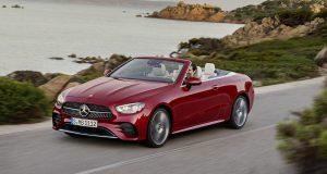 Mercedes-Benz dévoile le coupé et le cabriolet Classe E 2021
