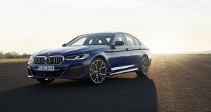 La nouvelle BMW Série 5 2021 : plus de puissance hybride!