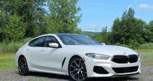 BMW M850i Gran Coupé 2020 : voyager vite
