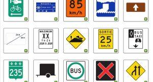 Les panneaux routiers les plus importants et leur signification