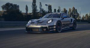 La Porsche GT3 Cup 2021 s'élance en piste