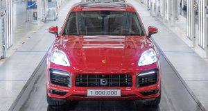 Porsche assemble son millionième Cayenne