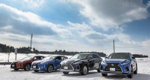 Technologies de traction intégrale Lexus 2021: un bon équilibre sur quatre roues
